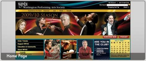 Washington Performing Arts Society